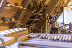 Werkzeuge im Heimatmuseum Wyhl